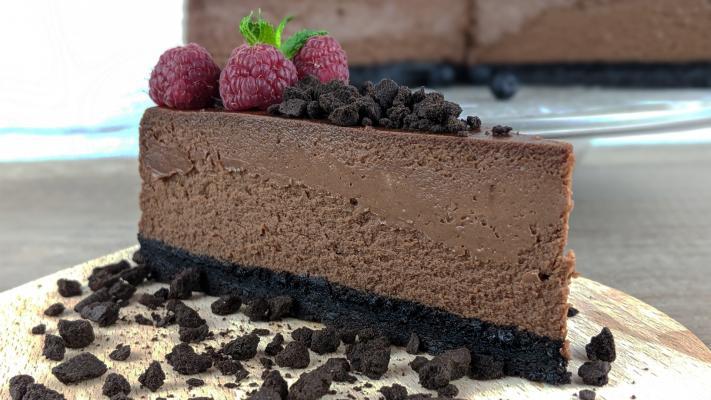 Čokoladni cheesecake sa Oreom