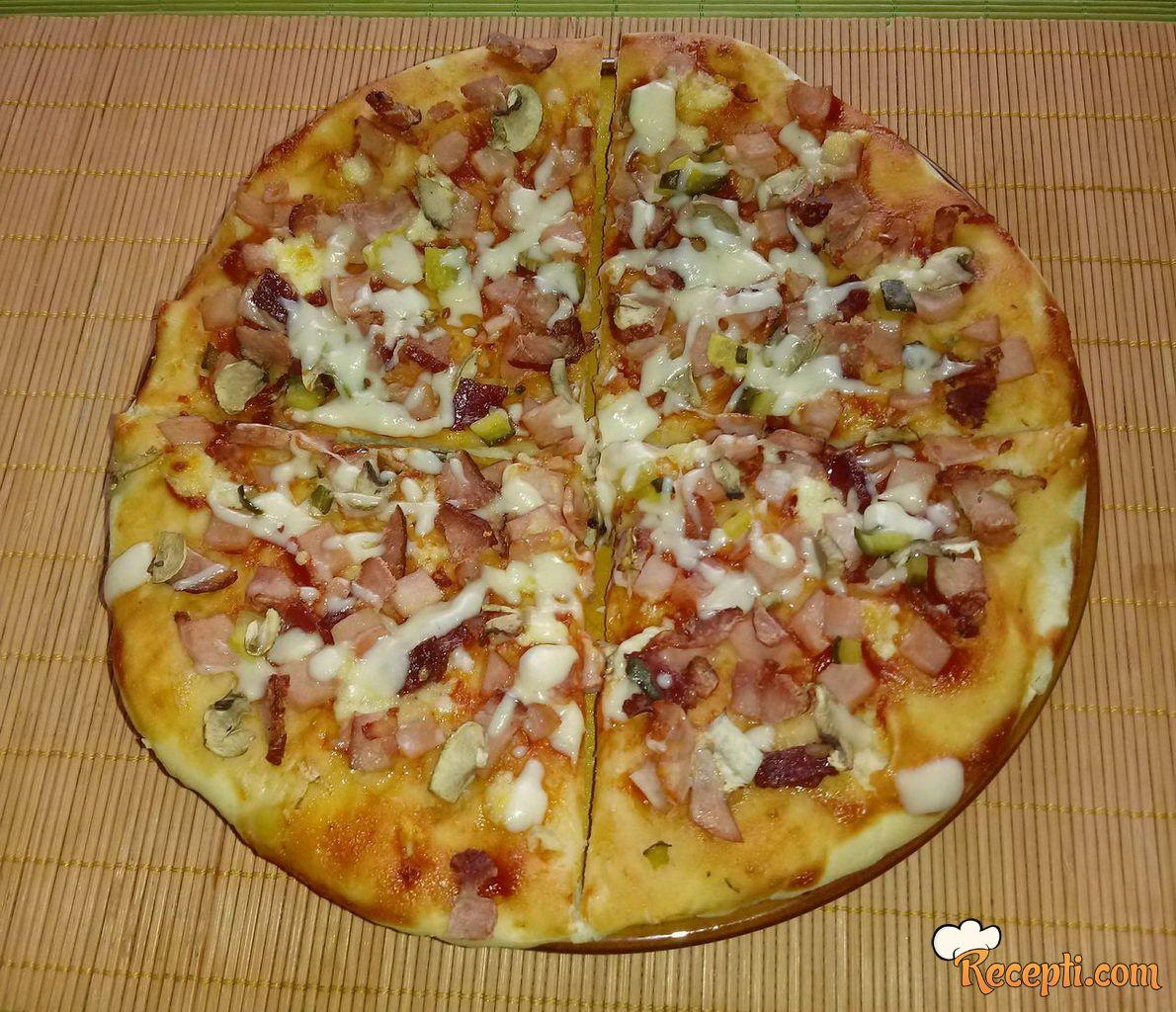 Odlično testo za picu