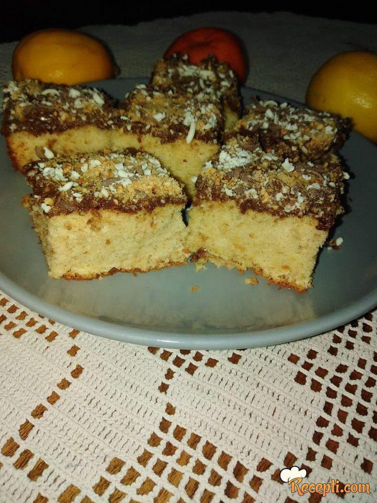 Nutela kolač (2)