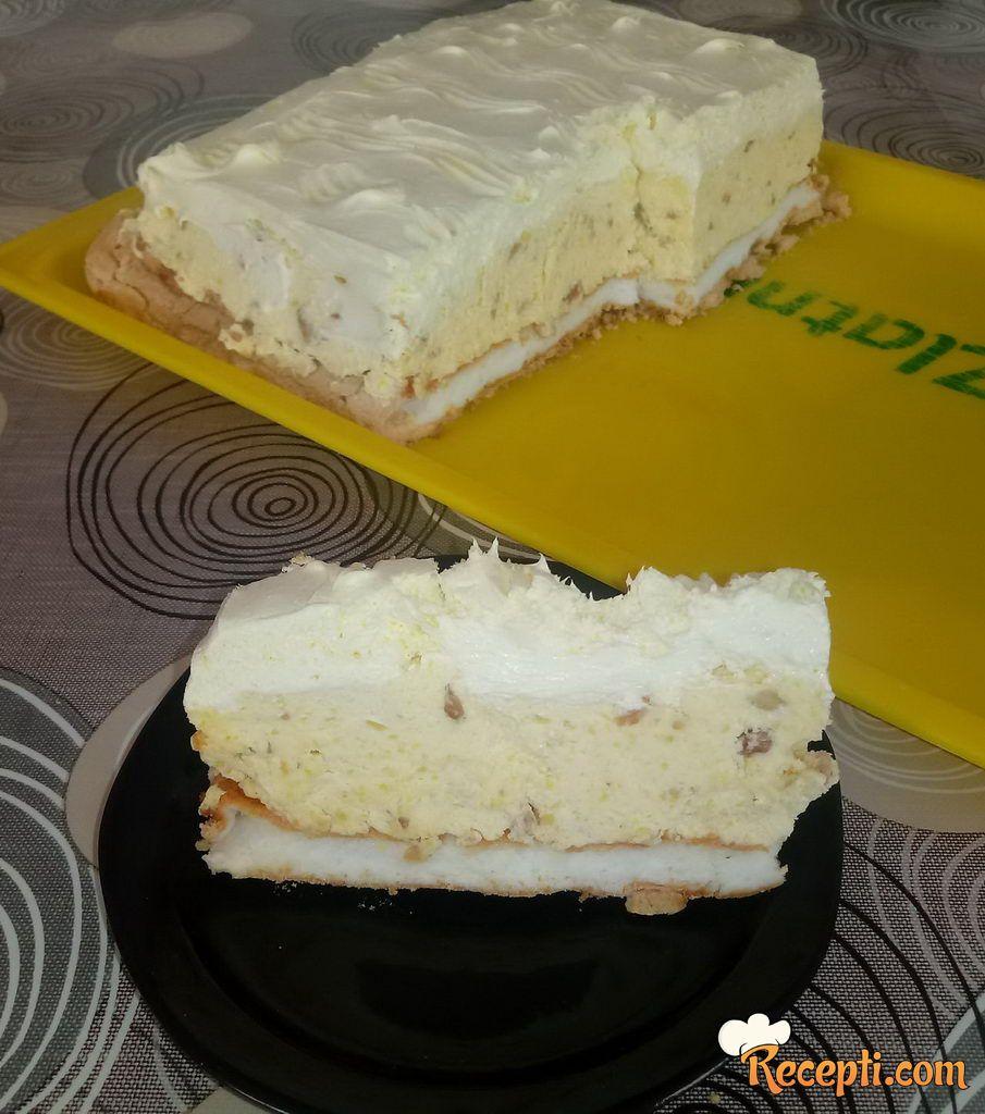 Svekrvina puslica torta