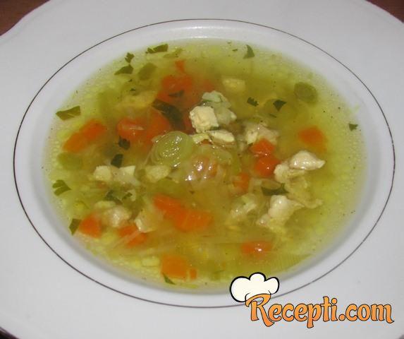Supa za jačanje imuniteta