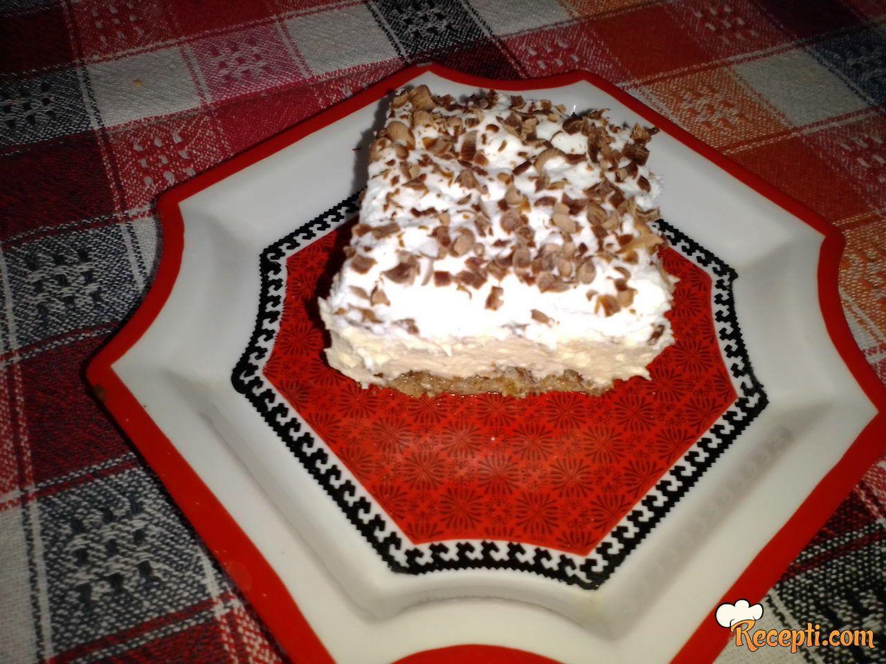 Torta ljubavno gnezdo