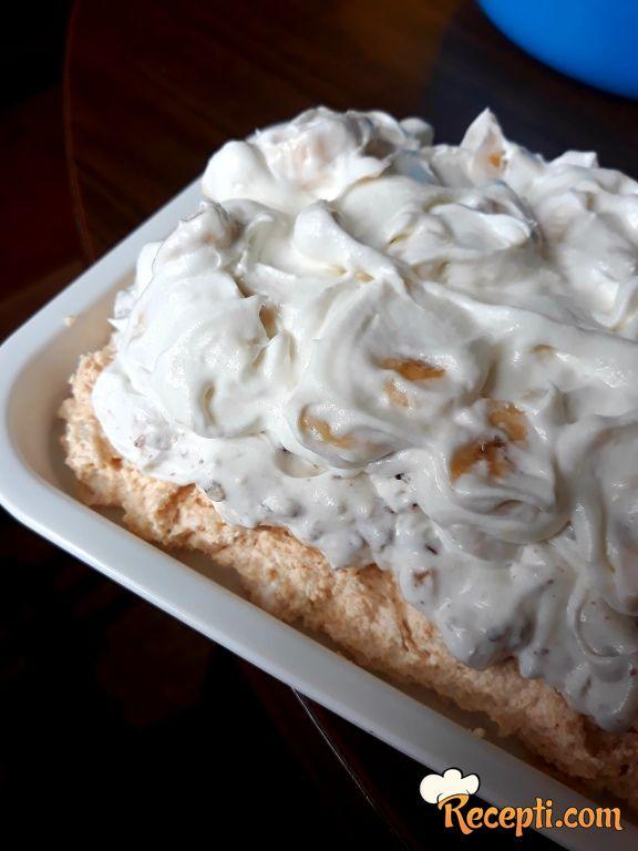 Najbrža i najkremastija šlag tortica