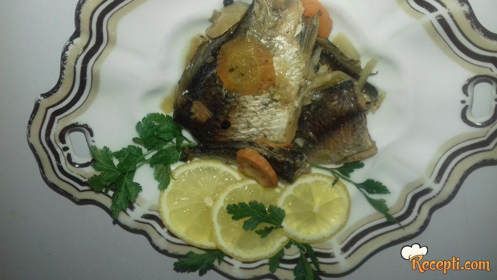 Marinet od riba babuška
