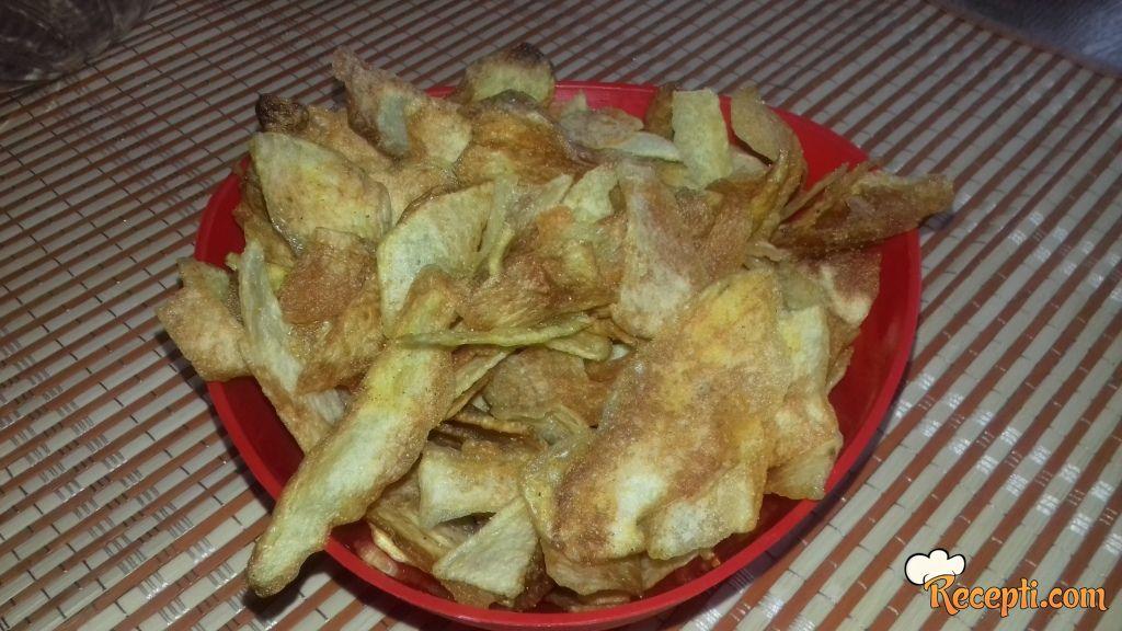 Domaći čips (5)