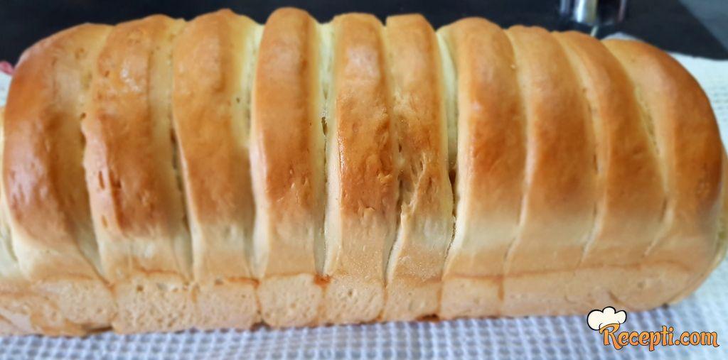 Mlečni hleb