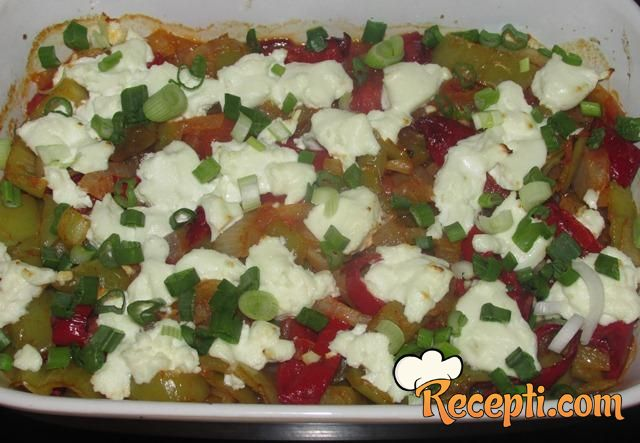 Greek vegetable casserole