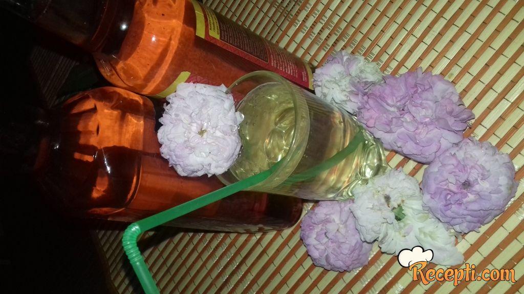 Sirup od ruže