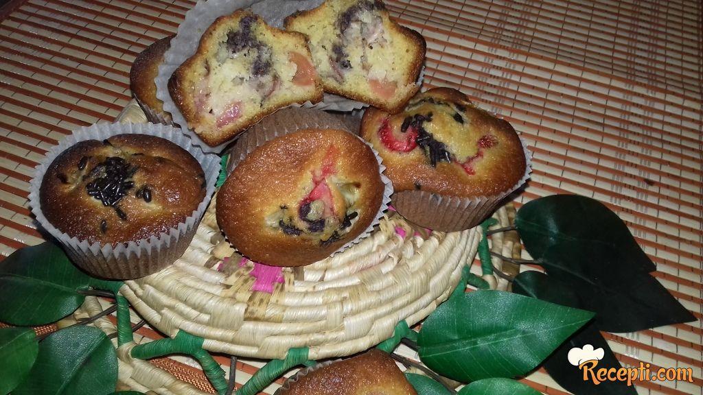 Maffin tuti-fruti