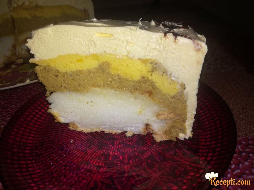 Led torta
