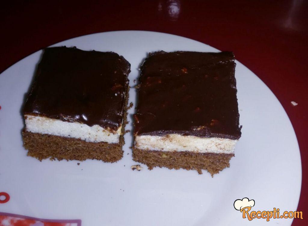 Munchmallow kolač (3)