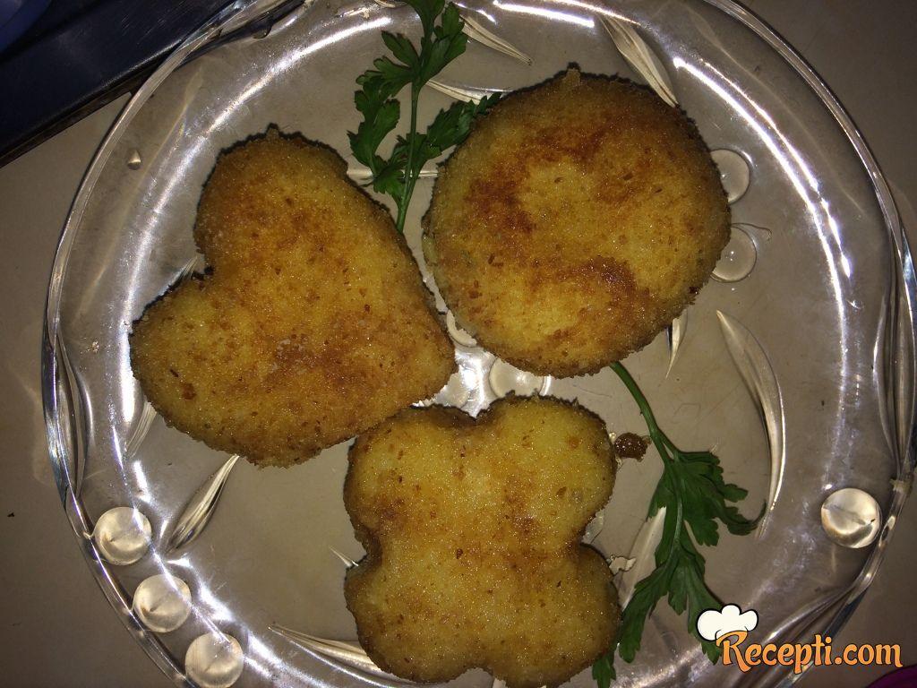 Ćuftice od krompira