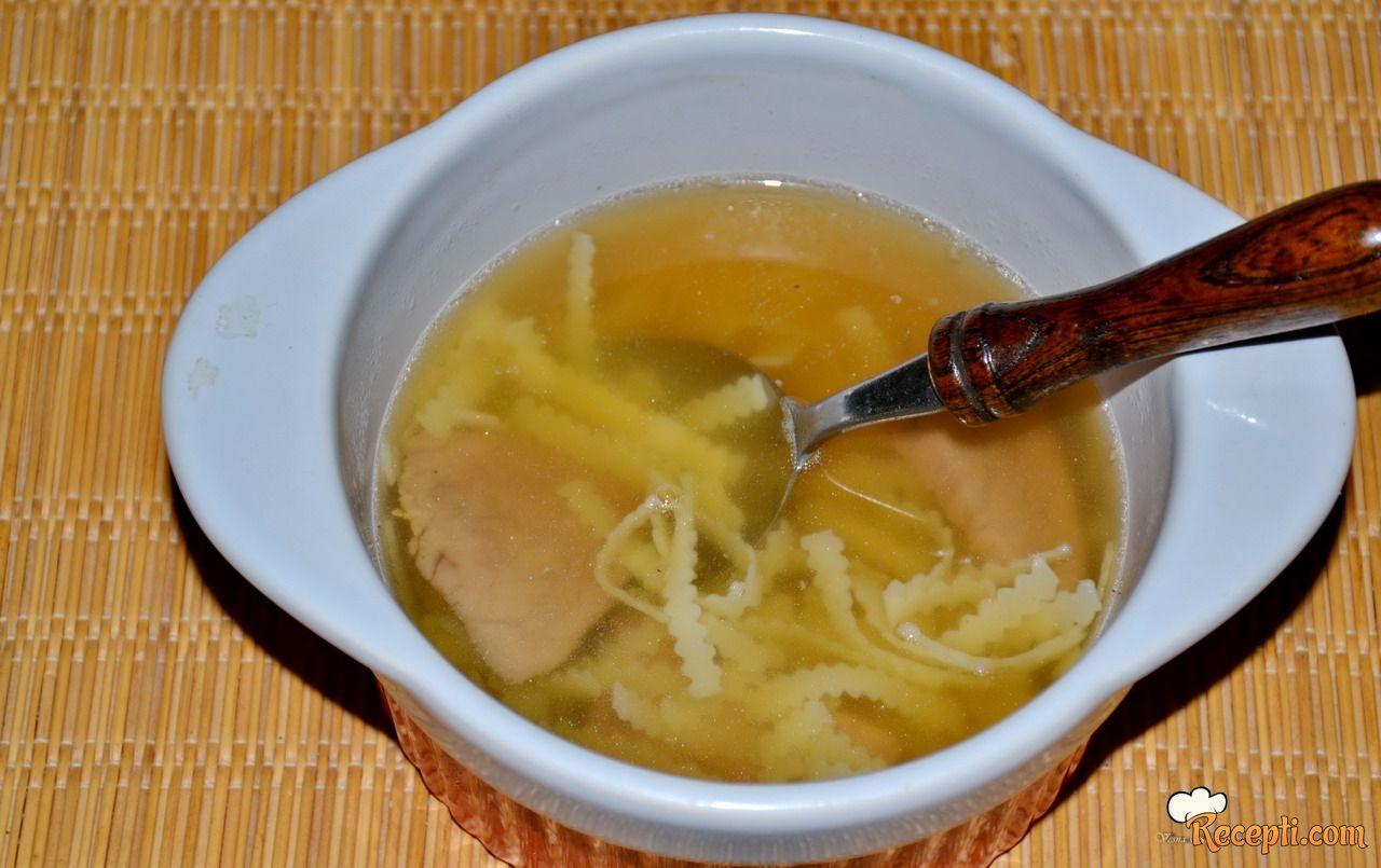 Juneća supa (2)