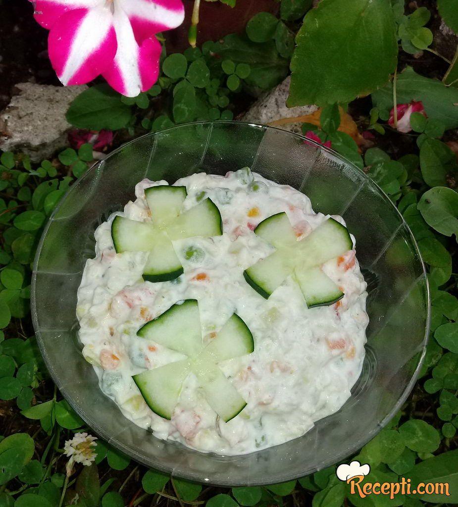 Češka salata