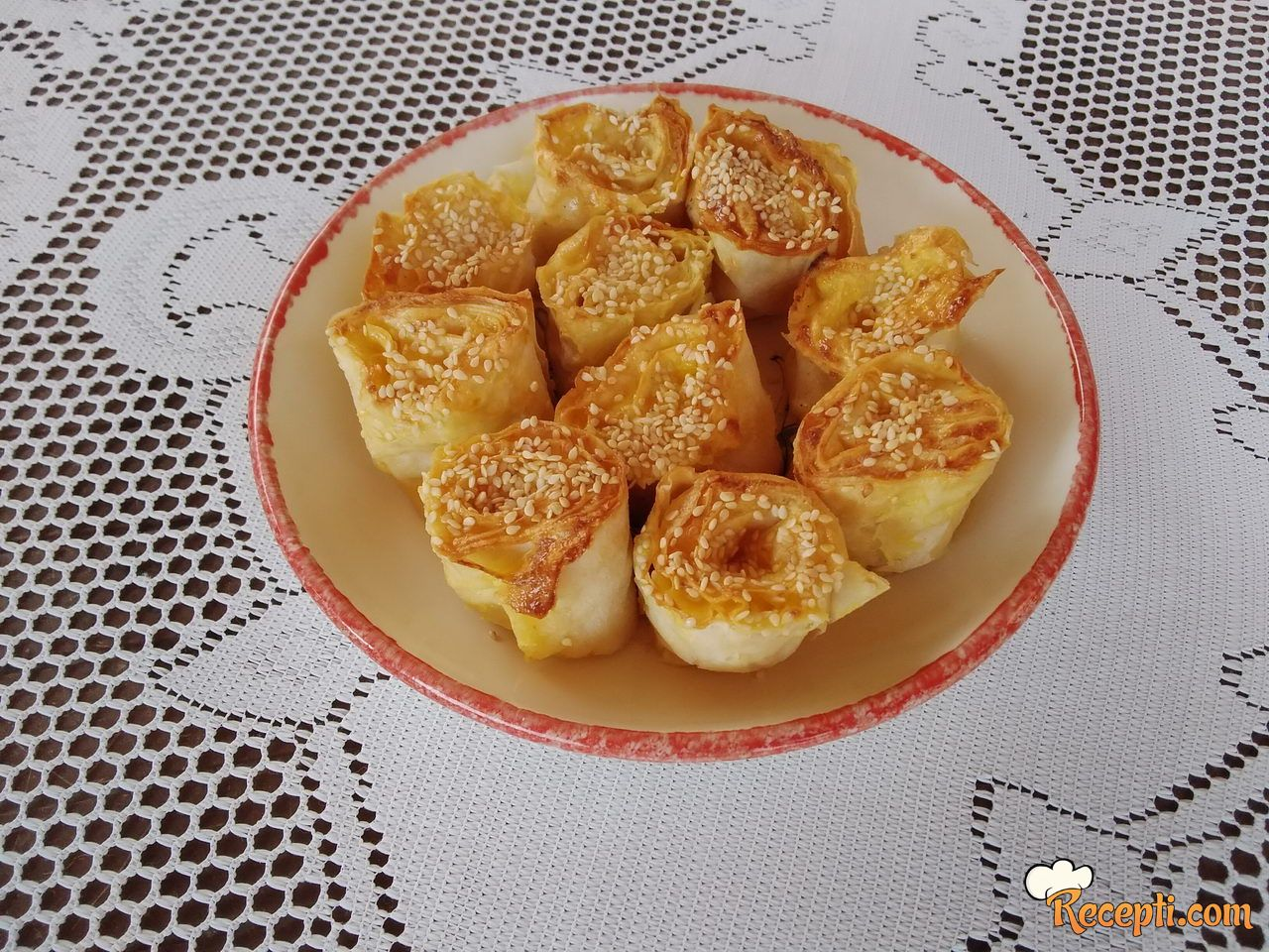 Ružice sa sirom