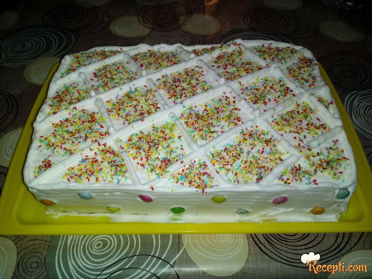 Huanito torta