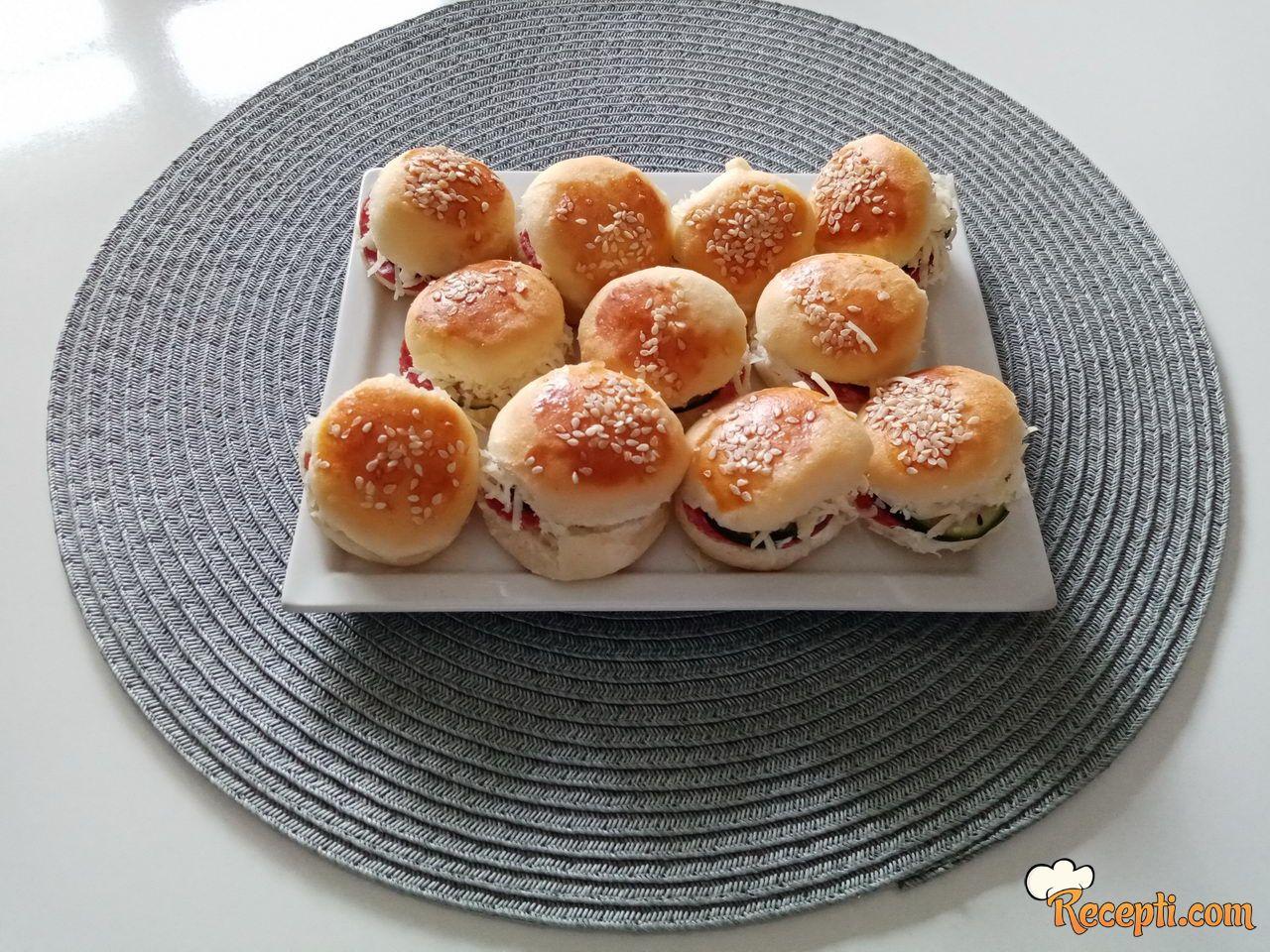 Rođendanski sendvičići