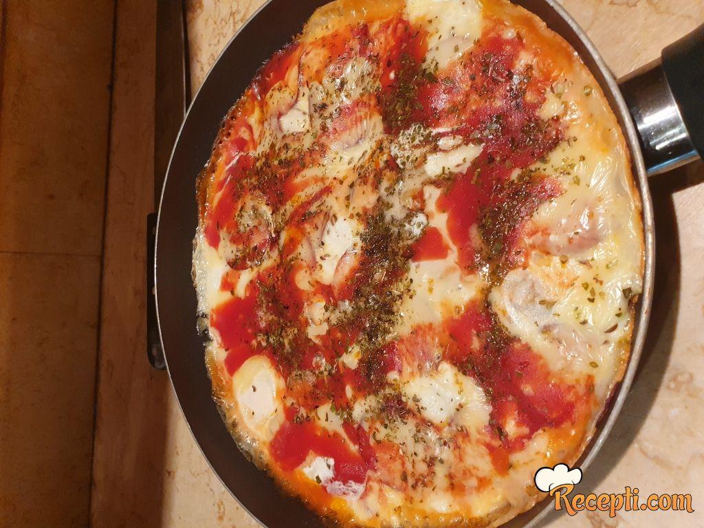 Pizza jaje
