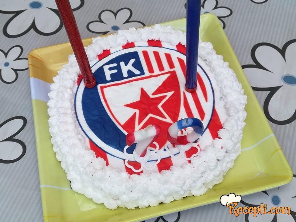 Dedina rodjendanska torta