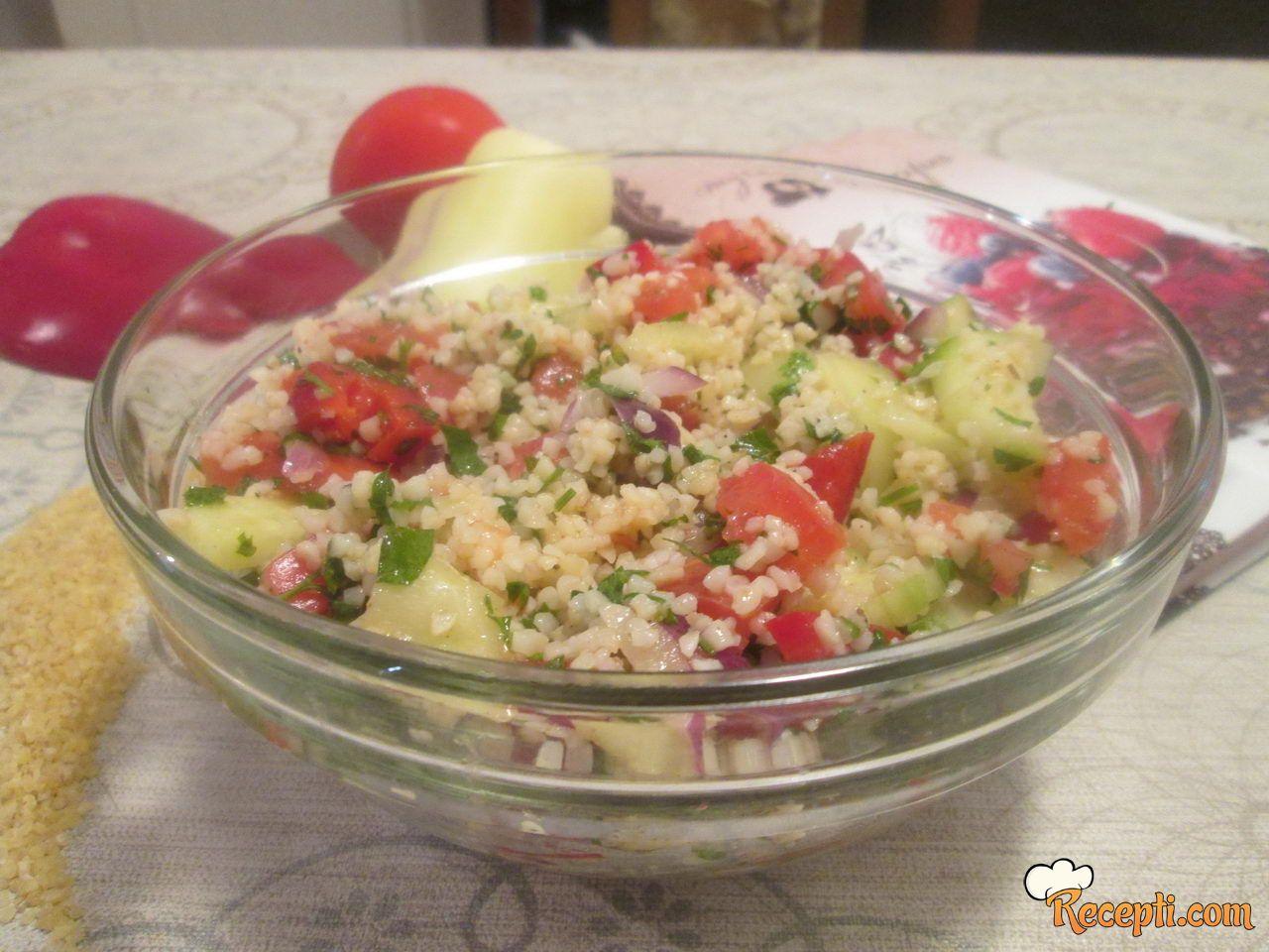 Tabule salata