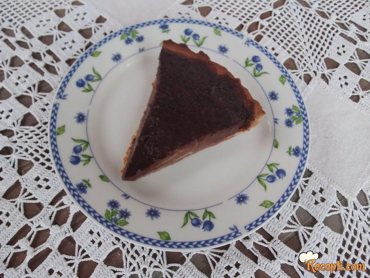 Čokoladni tart (4)