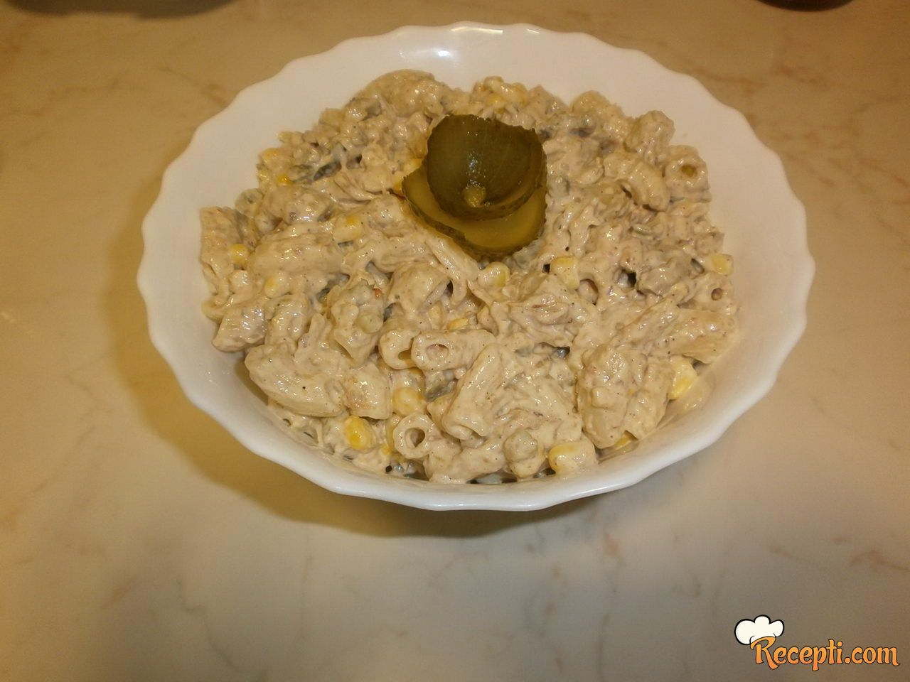 Posna tuna salata (2)