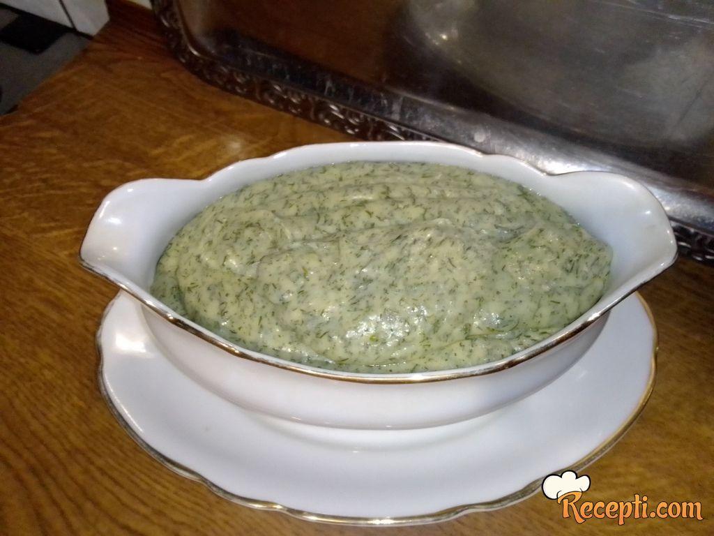Kopar sos