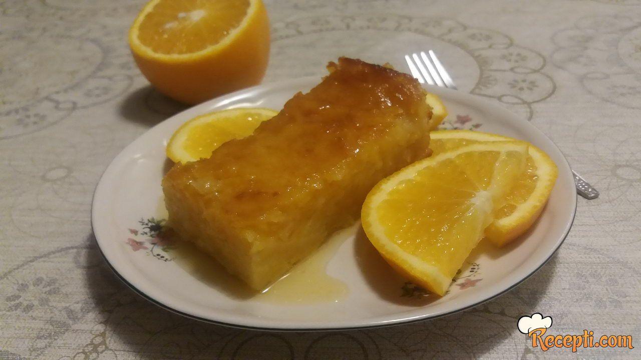Grčka portokalopita