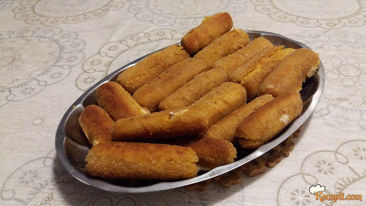 Kroketi sa krompir pireom