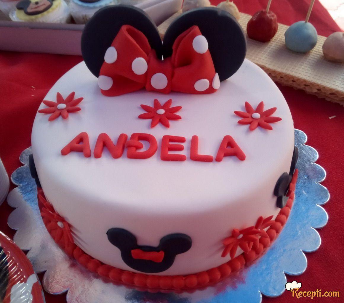 Anđelina torta