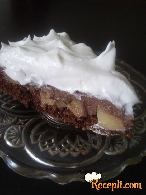 Torta sa dunjama iz kompota