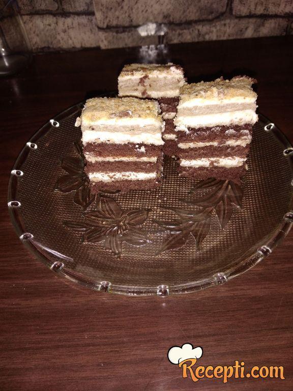 Čoko moko torta (16)
