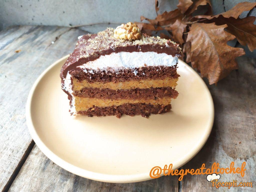 Ohridska torta ili kraljičina torta