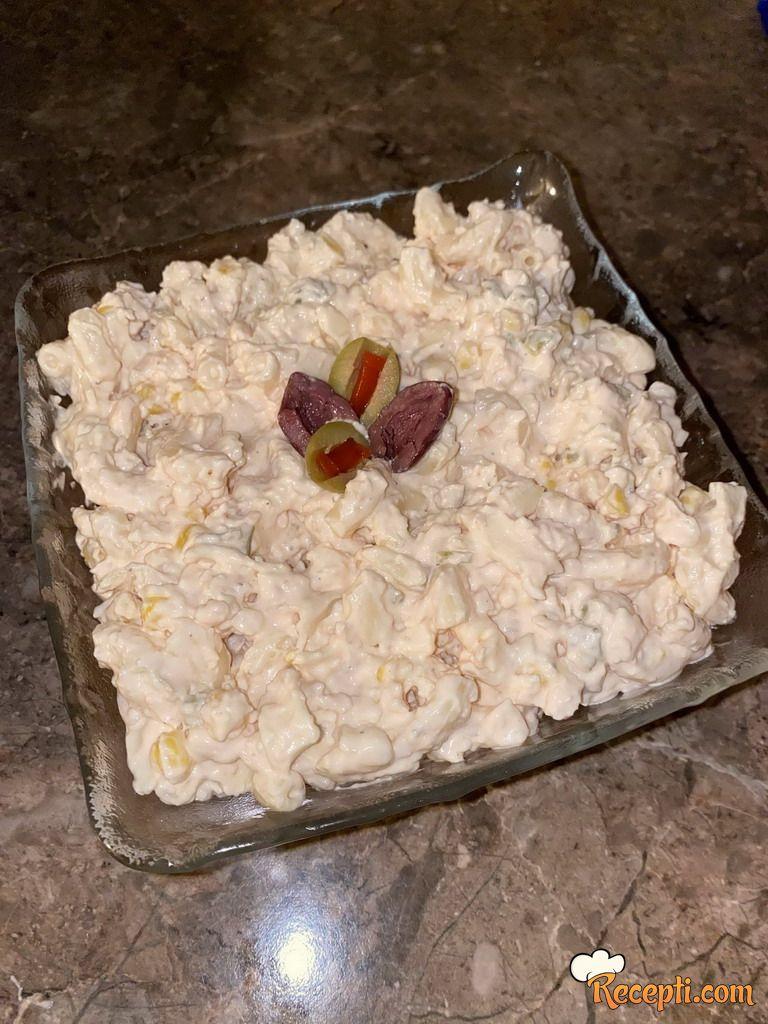 Salata na trake