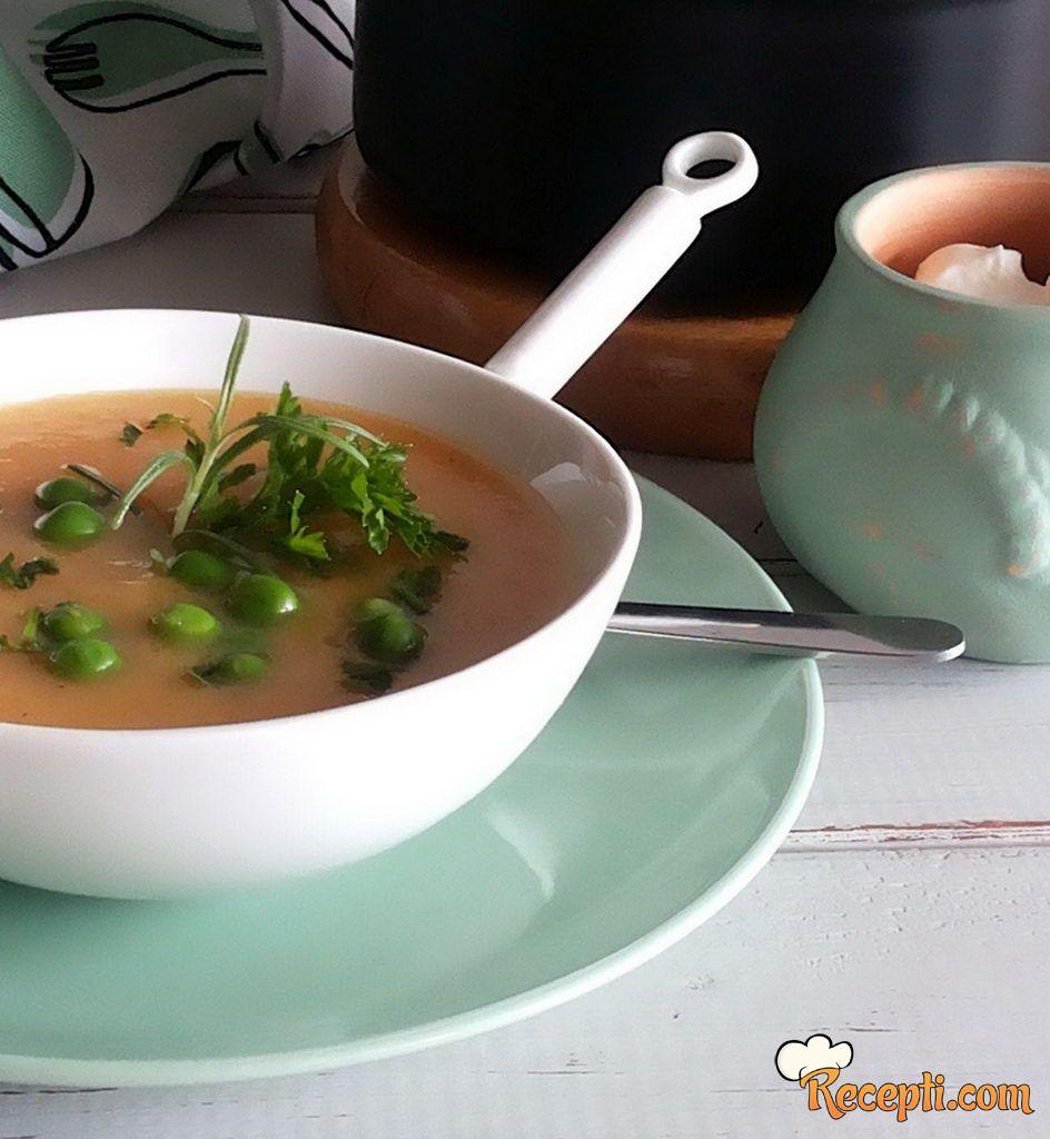 Povrtna krem-supa