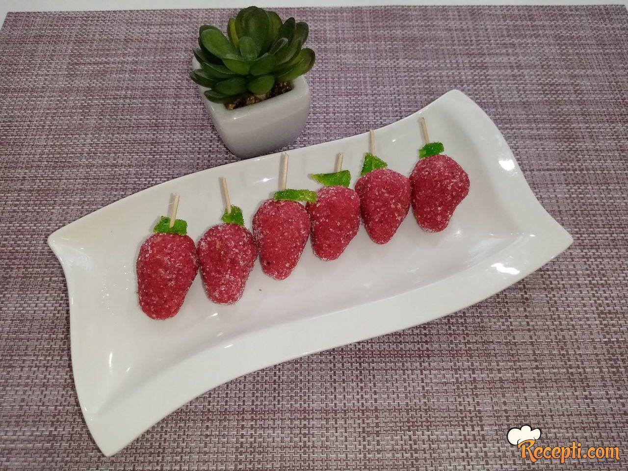 Aromatične jagodice