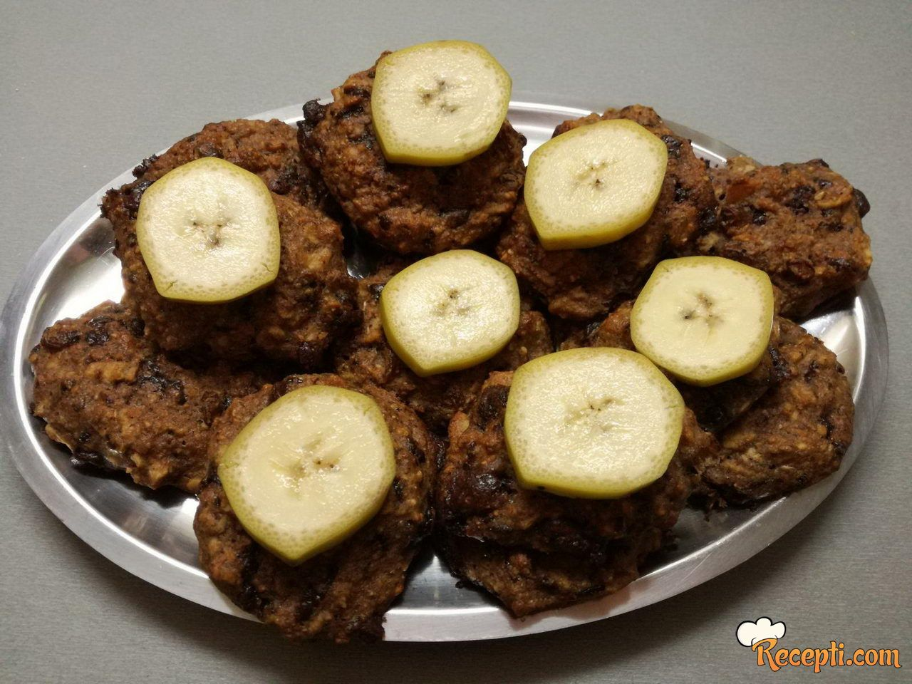 Integralni banana kolači