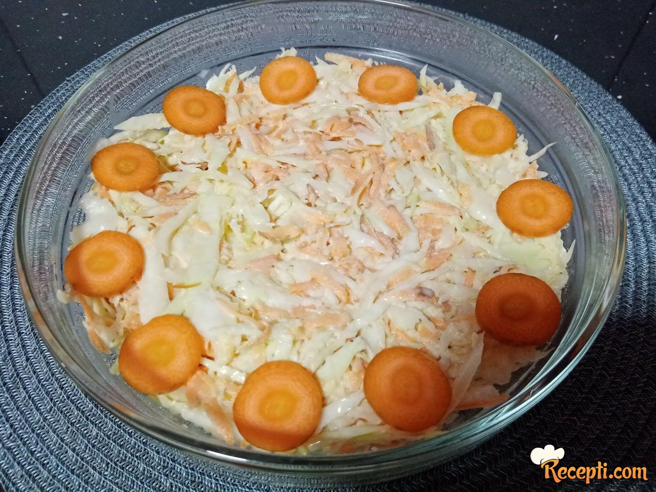 Koleslav salata