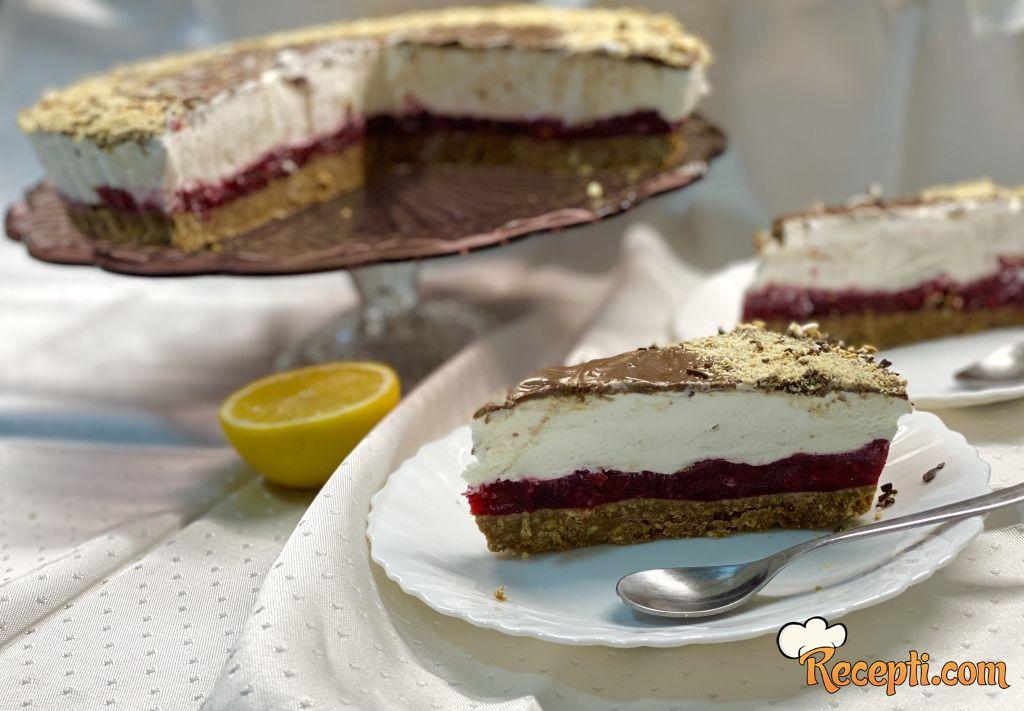 Švarcvald torta bez pečenja