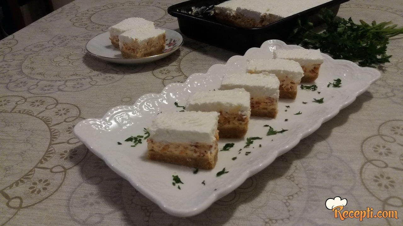 Slana torta sa keksom