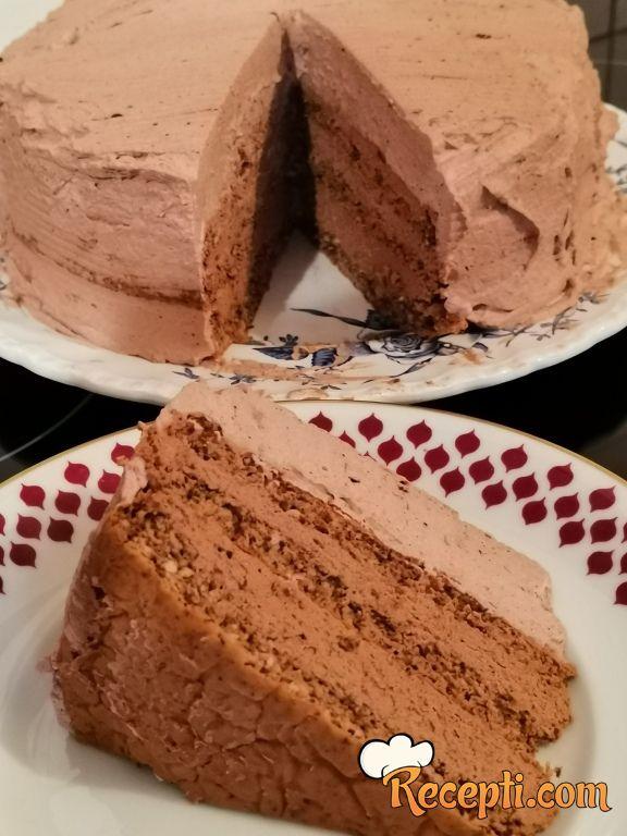Mala čokoladna torta