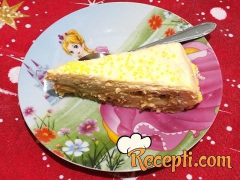 Torta sa plazmom i jafom