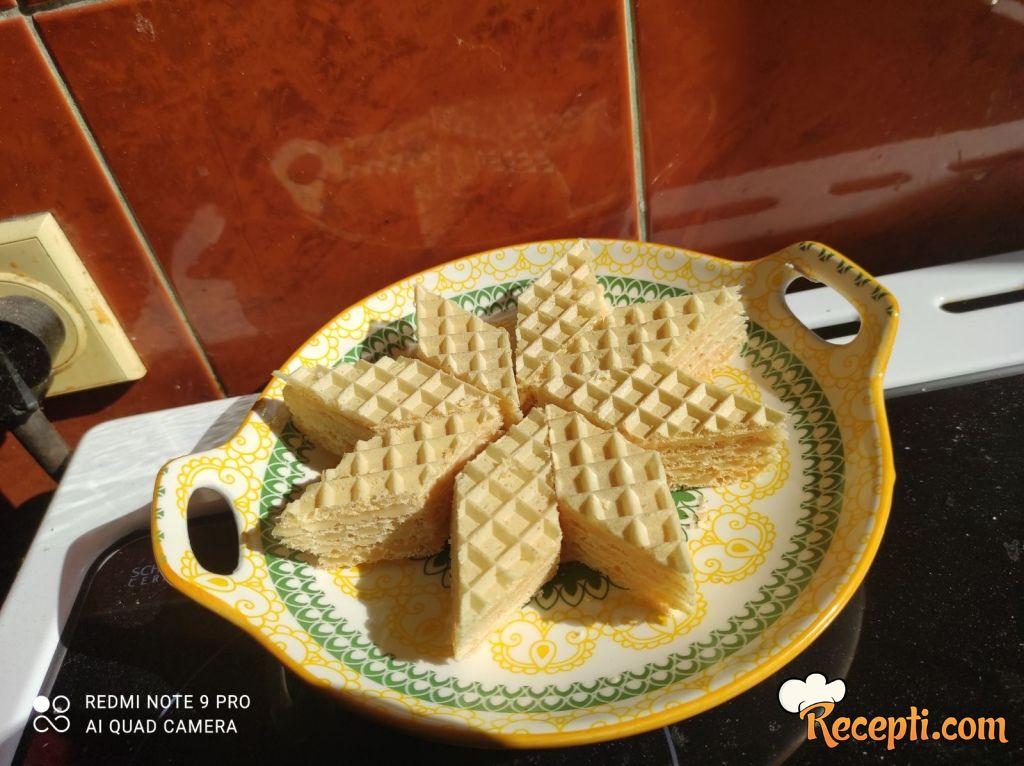 Karamel oblande (recept moje majke)