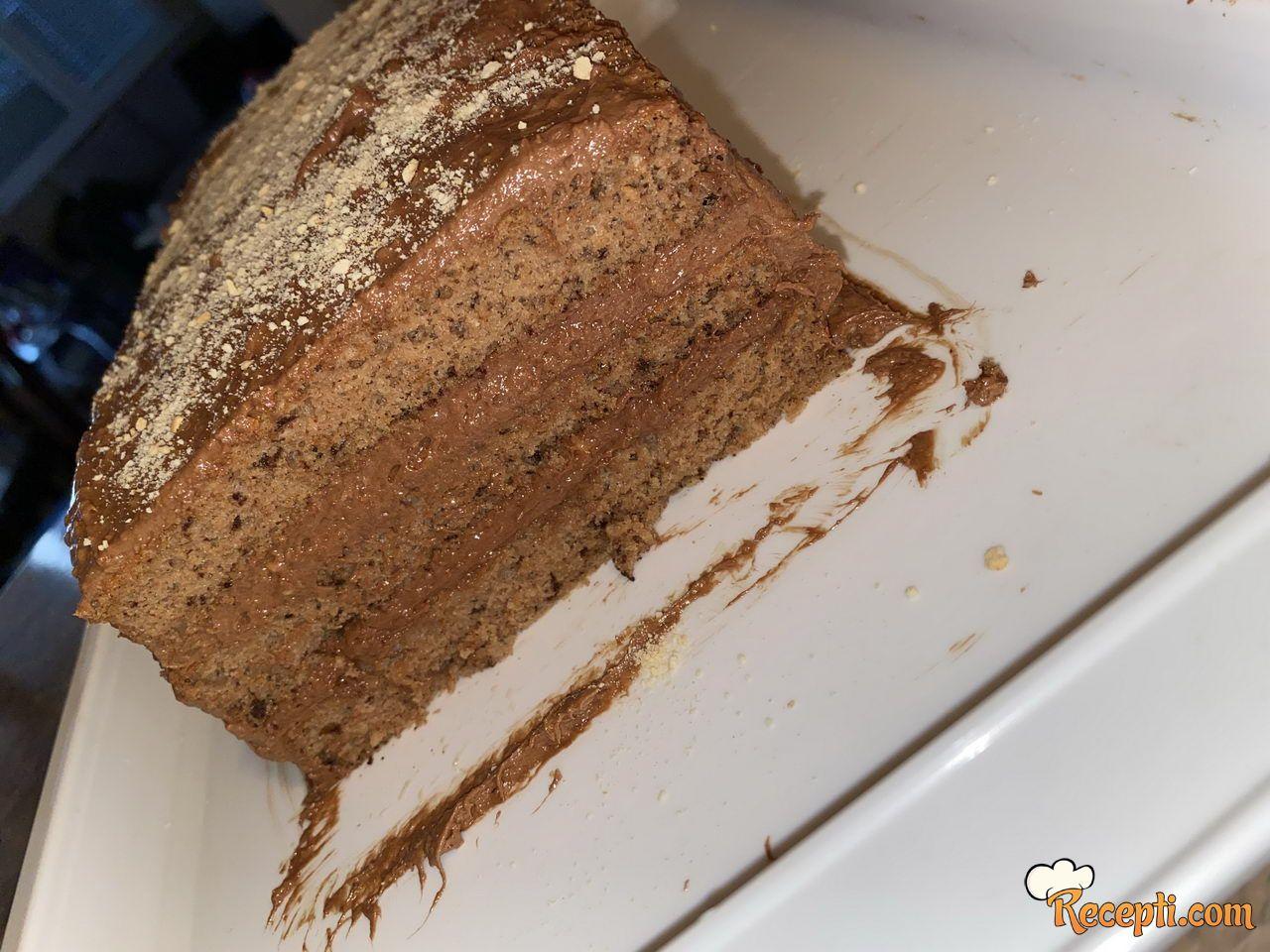 Nugat torta (12)
