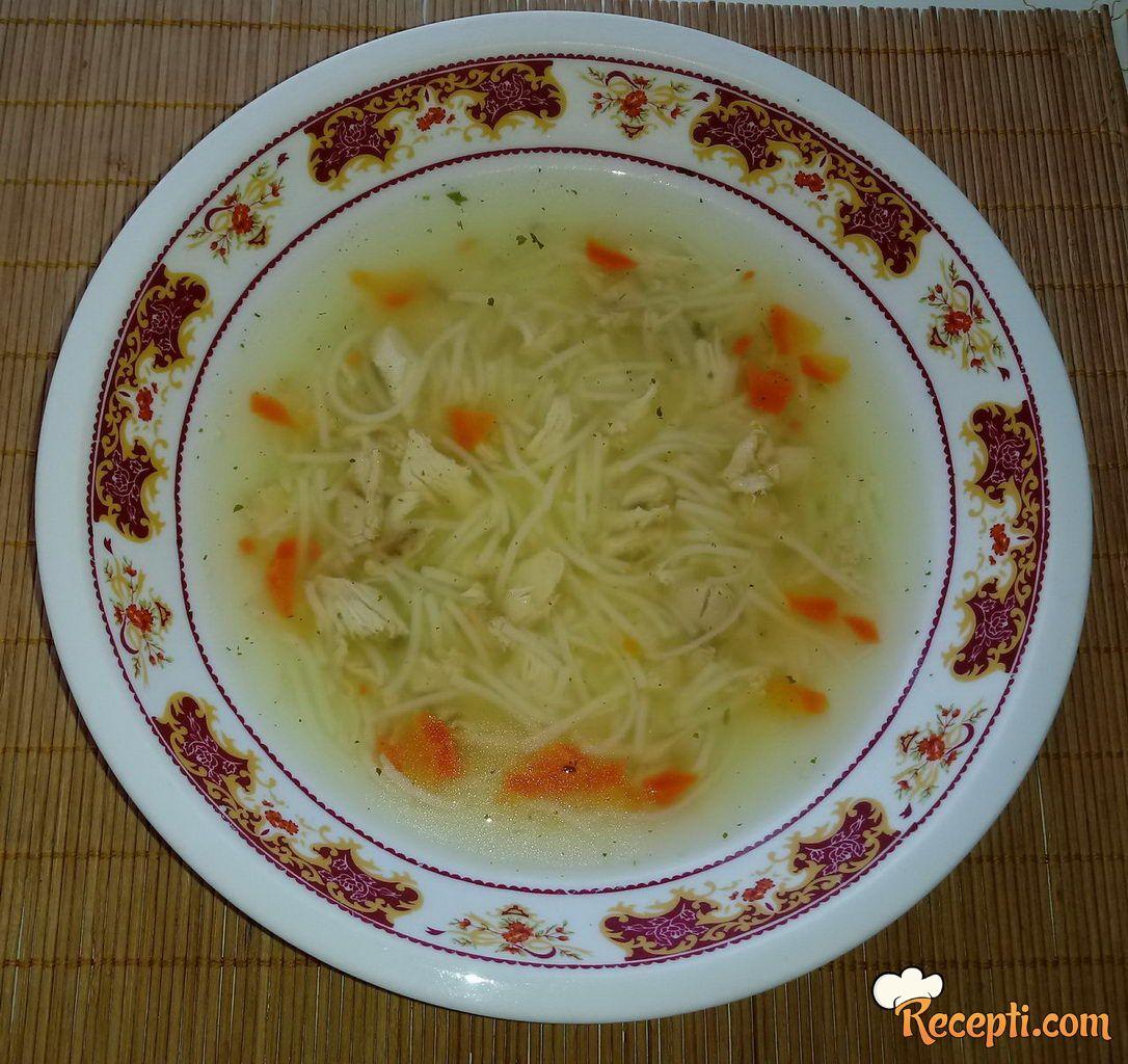 Supa sa ćurećim mesom