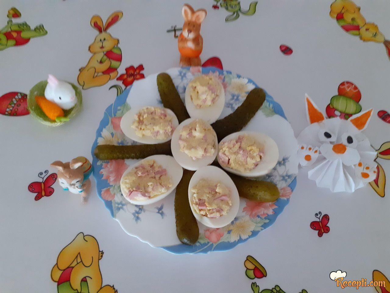 Punjena jaja (20)