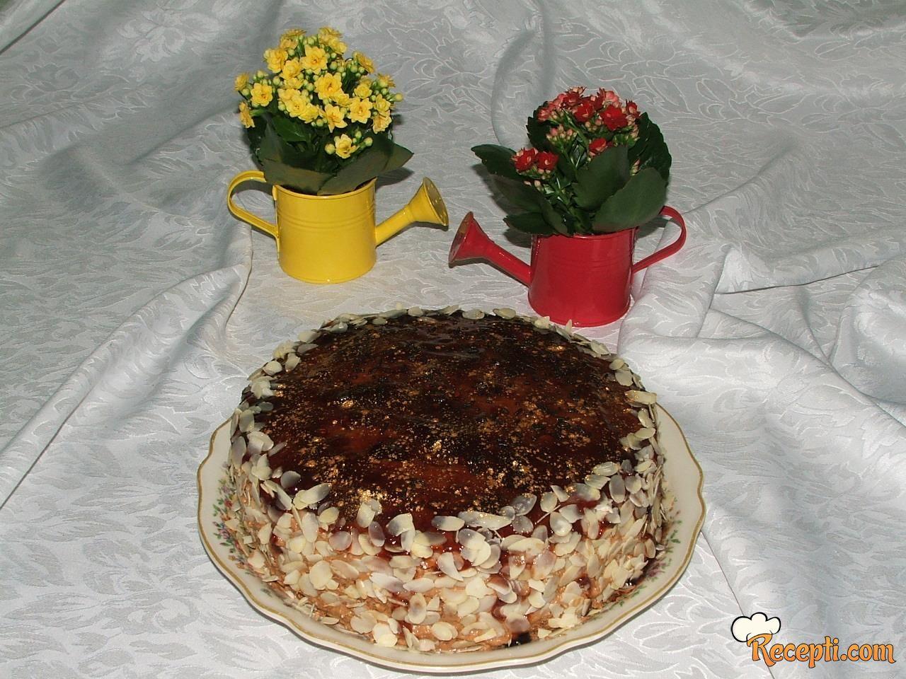 Badem torta