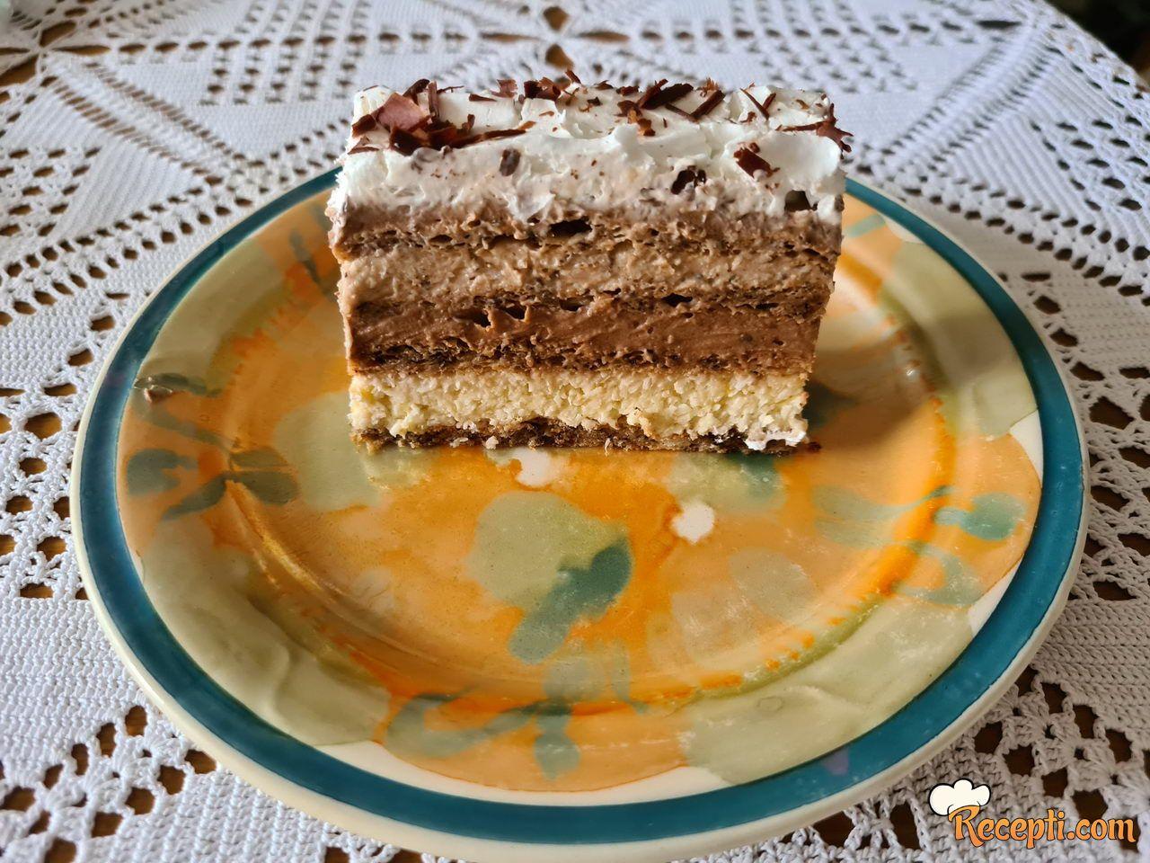 Interkontinental torta (8)