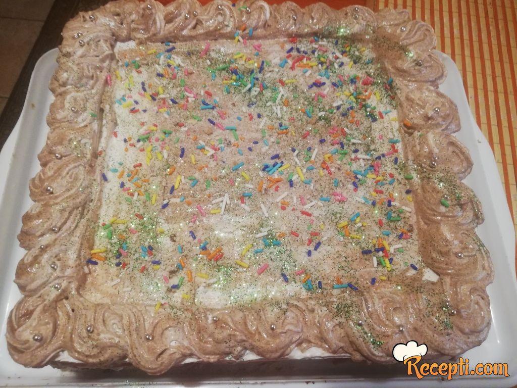 Ganaž torta