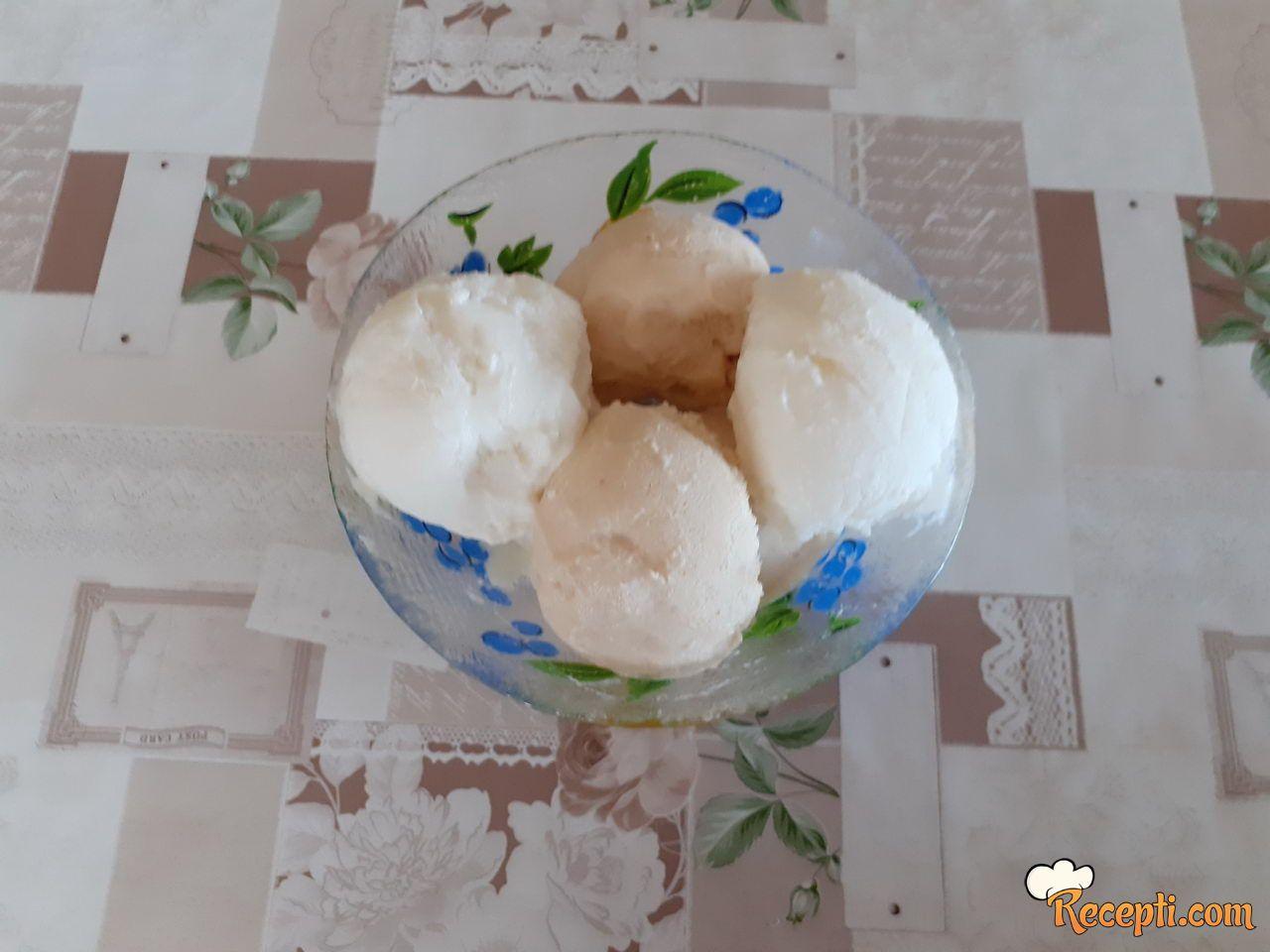 Kapućino sladoled